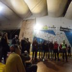CNSAS workshop SudEst Climb Lecce