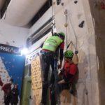 Recupero su corda CNSAS SudEst Climb